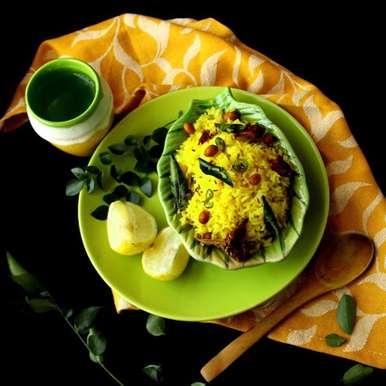Photo of Lemon Rice by Parinaaz Marolia at BetterButter
