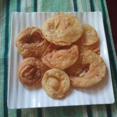 Photo of GULAB puri by Parul Bhimani at BetterButter