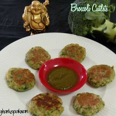Photo of Broccoli Cutlets by Parul Singhal at BetterButter