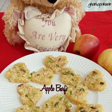 Photo of Apple Barfi by Parul Singhal at BetterButter