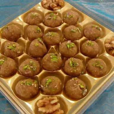 Photo of Walnut Balls by Parul Singhal at BetterButter