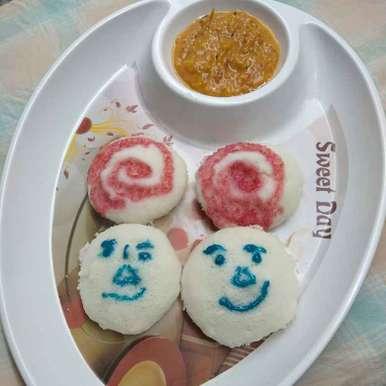 Photo of Fruit jam idlis by Pasumarthi Poojitha at BetterButter