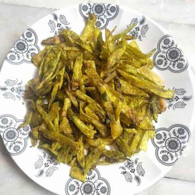 Photo of Potato mint flavour chips by Pasumarthi Poojitha at BetterButter