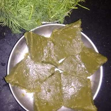 Photo of Dill Leaves Halwa by Pavana Bhagwath at BetterButter