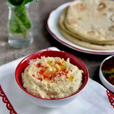 Photo of Classic Hummus by Pavani Nandula at BetterButter