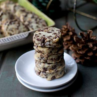 Photo of Chocolate Chip Toffee Cookies by Pavani Nandula at BetterButter
