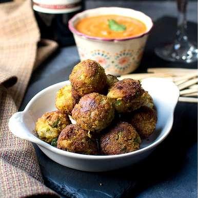Photo of Cauliflower Kofta with Creamy Tomato Sauce by Pavani Nandula at BetterButter