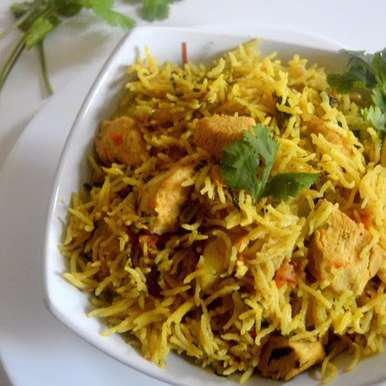 Photo of Chicken Pulao by Pavithira Vijay at BetterButter