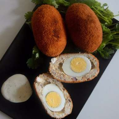 Photo of Chicken Scotch Eggs by Pavithira Vijay at BetterButter