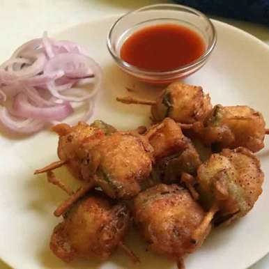 crispy paneer sticks, How to make crispy paneer sticks