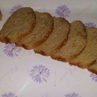 Photo of whole wheat bread by payal jain at BetterButter