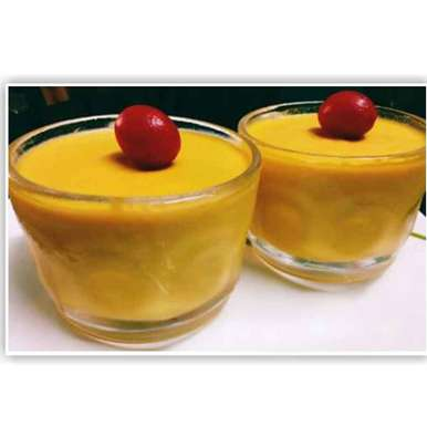 Mango Mousse recipe in Bengali,ম্যাংগো মুজ, Peeyaly Dutta