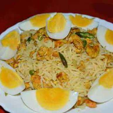 Photo of Egg Polao by Peeyaly Dutta at BetterButter