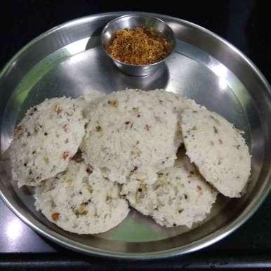 Karam idly recipe in Telugu,కారం ఇడ్లీ, Pendekanti Suneetha