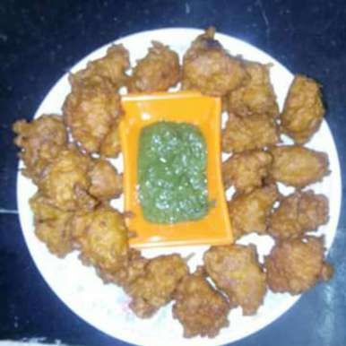 Photo of Left over rice bhajiya by Pina Raval at BetterButter
