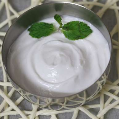 Photo of sour cream by Pinkle Sachdev at BetterButter
