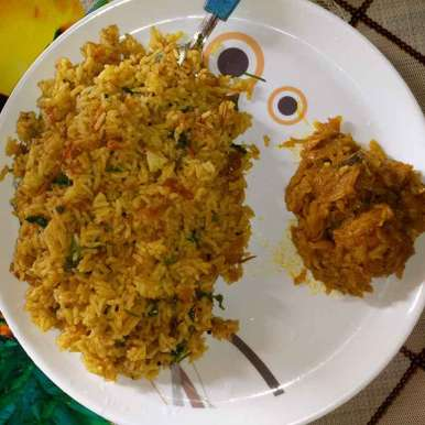 Photo of Tomato rice by piu das at BetterButter