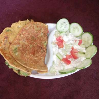 Photo of Besan omlet by Piyali polley Roy at BetterButter