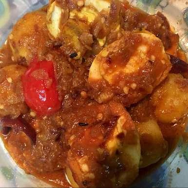 Photo of Egg Kofta curry by Piyanki Sarkar at BetterButter