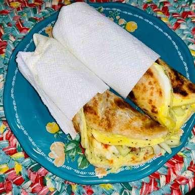 Photo of Egg Roll in Kolkata style. by Piyanki Sarkar at BetterButter