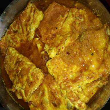 Photo of Omlet curry by Piyasi Biswas Mondal at BetterButter