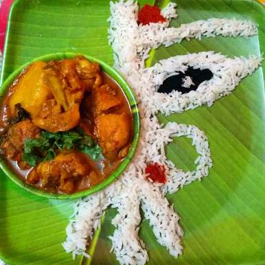 Photo of Jire dhonepata bata chiken curry by Piyasi Biswas Mondal at BetterButter