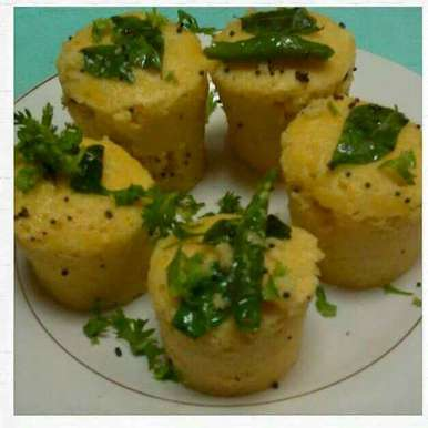 Photo of Microwave Dhokla in 4 minutes by Pooja Misra at BetterButter