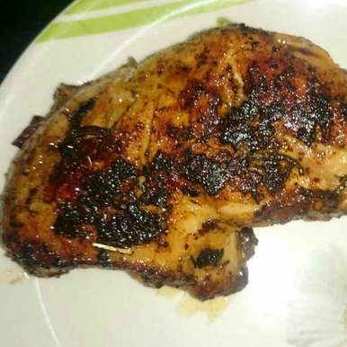Photo of Grilled chicken leg with rosemary by Pooja Jena at BetterButter