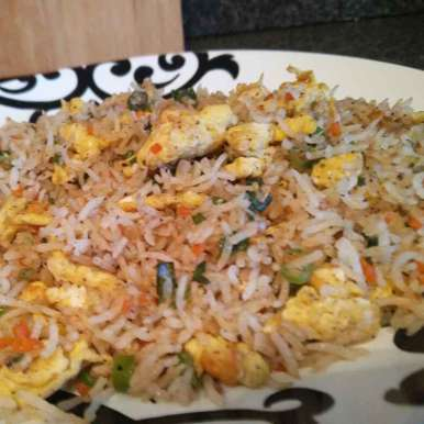 Photo of Egg Fried Rice by Pooja Jena at BetterButter