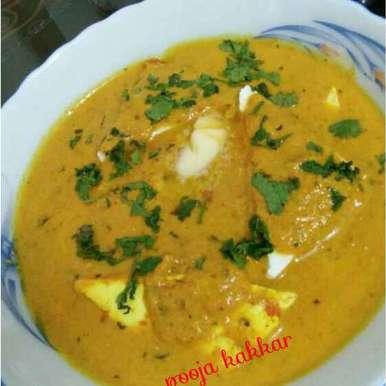 Photo of Paneer butter masala by pooja kakkar at BetterButter