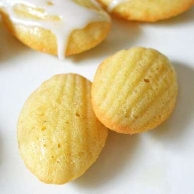 Photo of FRENCH RECIPE –  MADELEINE CAKES by pooja khanna at BetterButter