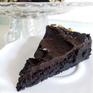 Photo of Chocolate Almond Flour Cake by pooja khanna at BetterButter
