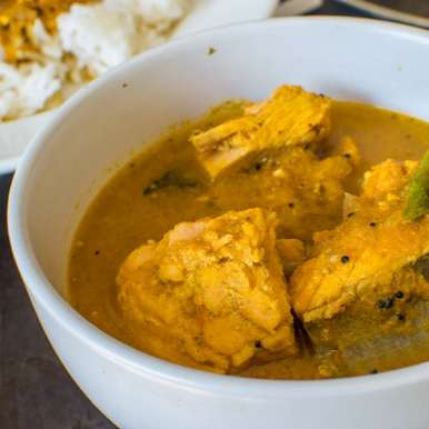 Photo of South Indian Style Fish Curry by Pooja Nadkarni at BetterButter