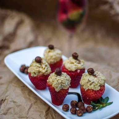 Photo of Stuffed Strawberries by Pooja Nadkarni at BetterButter