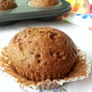 Photo of Egg-less Butter-less Choco Muffins by Poonam Bachhav at BetterButter