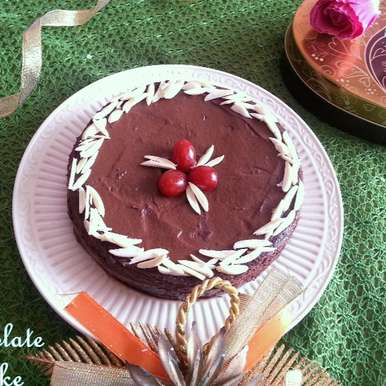 Photo of Eggless Chocolate Cake by Poonam Bachhav at BetterButter
