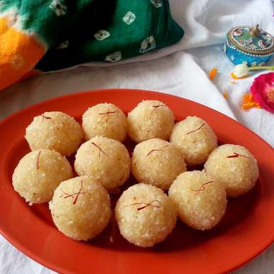 Photo of Instant Peanut Coconut Ladoo by Poonam Bachhav at BetterButter