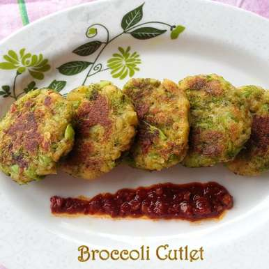 Photo of Broccoli Cutlets by Poonam Bachhav at BetterButter