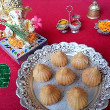 Chhena Modak, How to make Chhena Modak