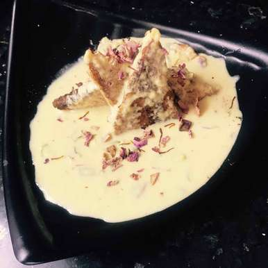 Photo of Double Ka Meetha by Poonam Bindra at BetterButter