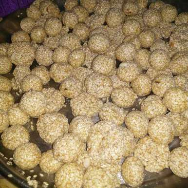 Photo of Sesame laddoo by Poonam Gorawade-Sutar at BetterButter