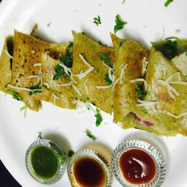 Photo of Mix Dal Dosa by Poonam Kothari at BetterButter