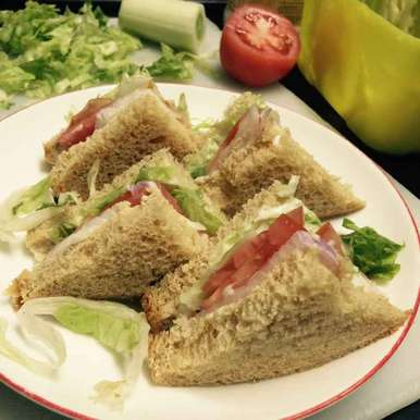 Photo of mayo sandwiches by Poonam Kothari at BetterButter