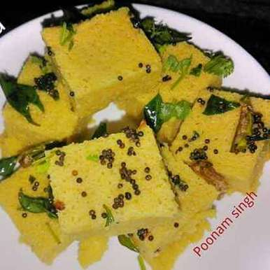 Photo of Dhokla by Poonam Singh at BetterButter