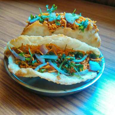 Photo of Indian Tacos by Poorva Kamath at BetterButter