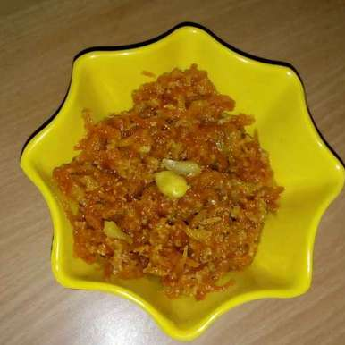 Photo of Gajar halwa in microwave by Pa Ab at BetterButter