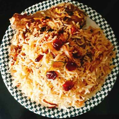 Photo of Chicken Berry Pulao by Prachi Gaddam at BetterButter