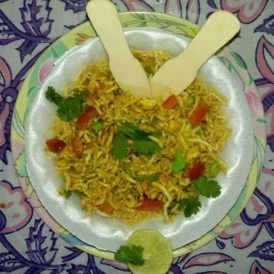 Photo of Rice bhel by Prachi Goswami at BetterButter