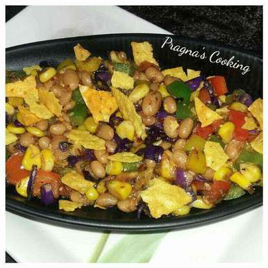 Photo of Baked Beans Salad by Pragna Mistry at BetterButter