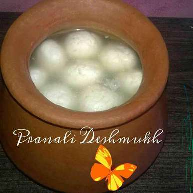 Rasgulle  recipe in Hindi,रसगुल्ले, Pranali Deshmukh